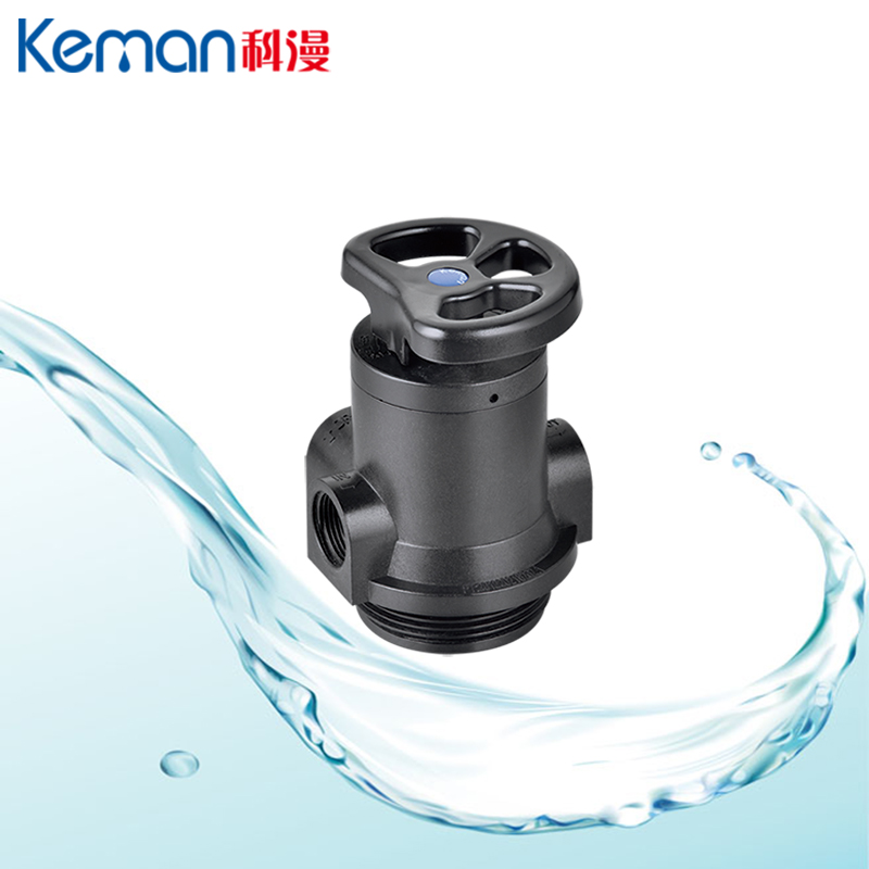 KM-CF-P1 1 ton household water purification machine with manual back flushing