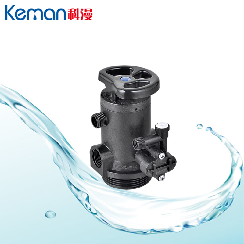 KM-SOFT-C2 0.8 ton home use mini water softener machine of Upflow & Downflow type