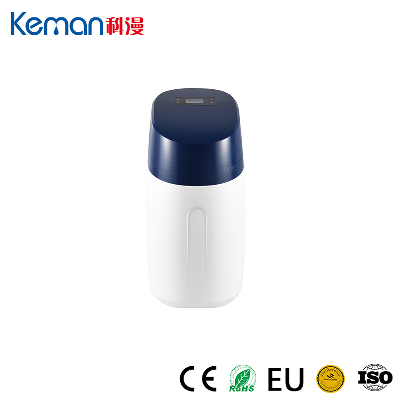 KM-SOFT-V1 1 ton undersink household water softener machine of Upflow & Downflow type